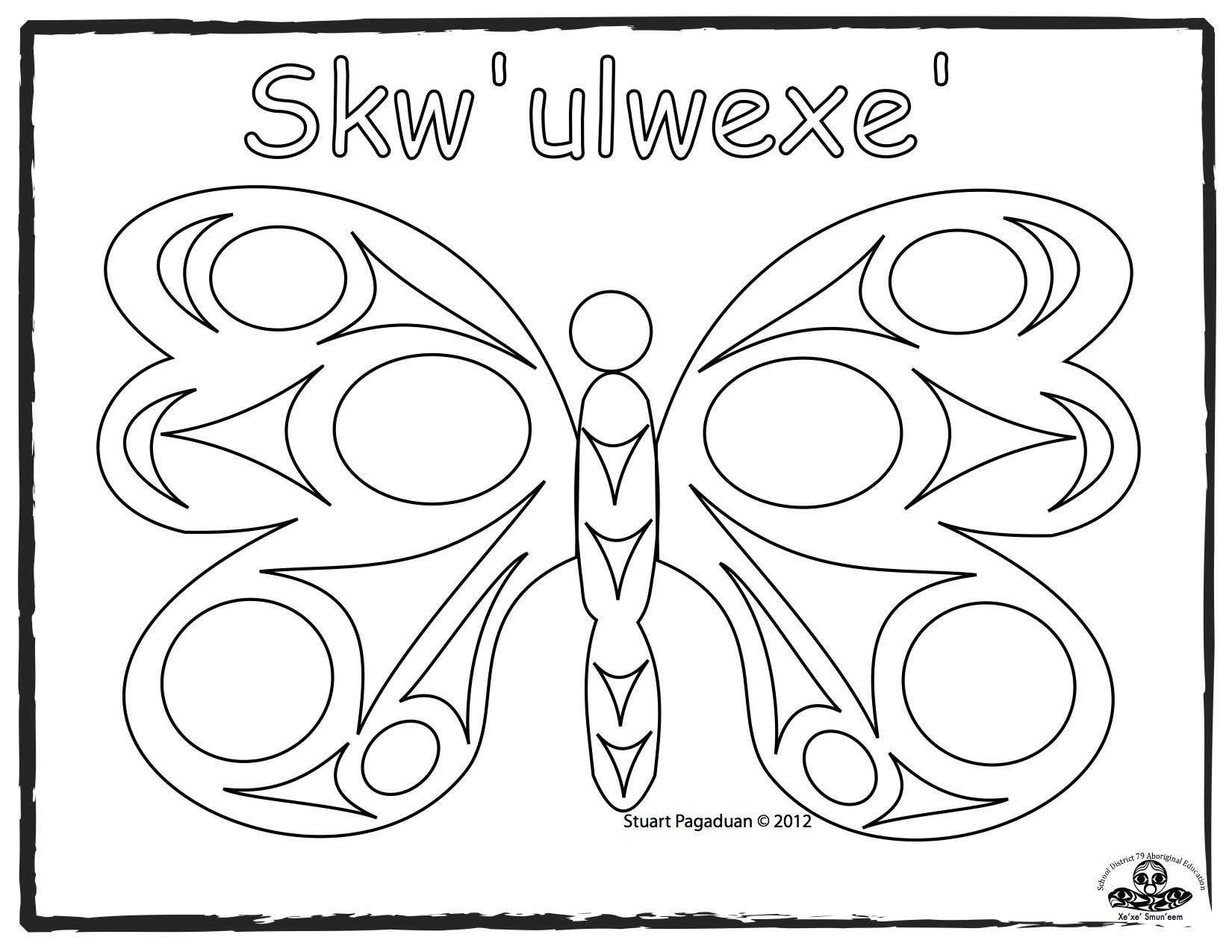 butterfly-skwulwexe-outline