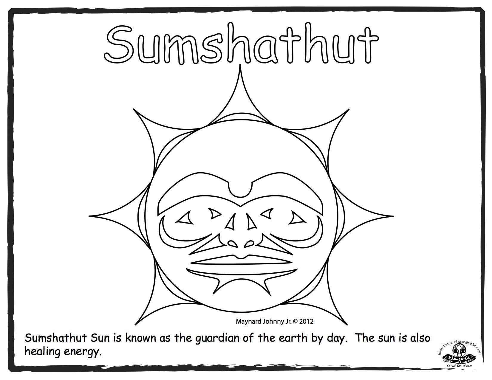 sun-sumshathut-outline