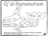killer-whale-qul-lhanumutsun-outline