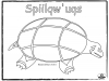 turtle-sqiilqwuqs-outline