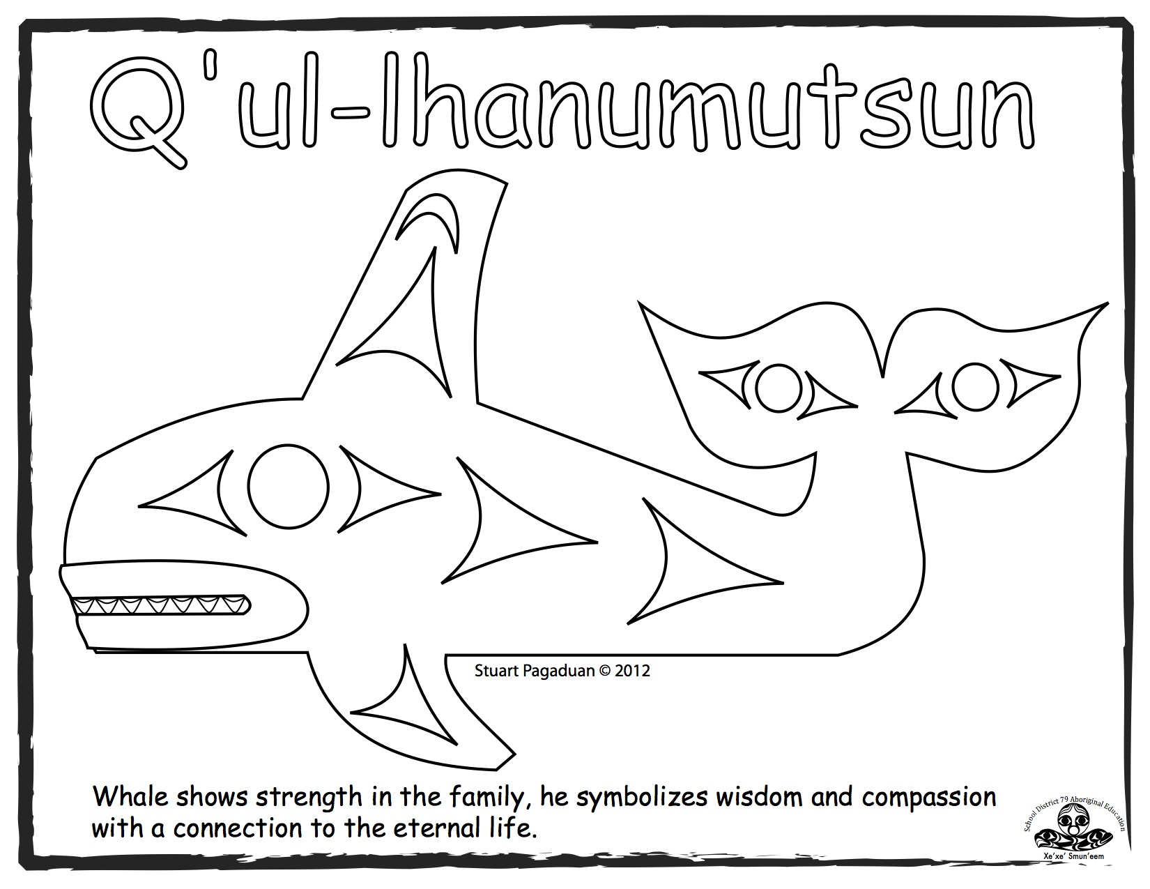 killer-whale-qul-lhanumutsun-basic-outline