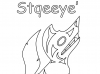 wolf-stqeeye-basic-outline