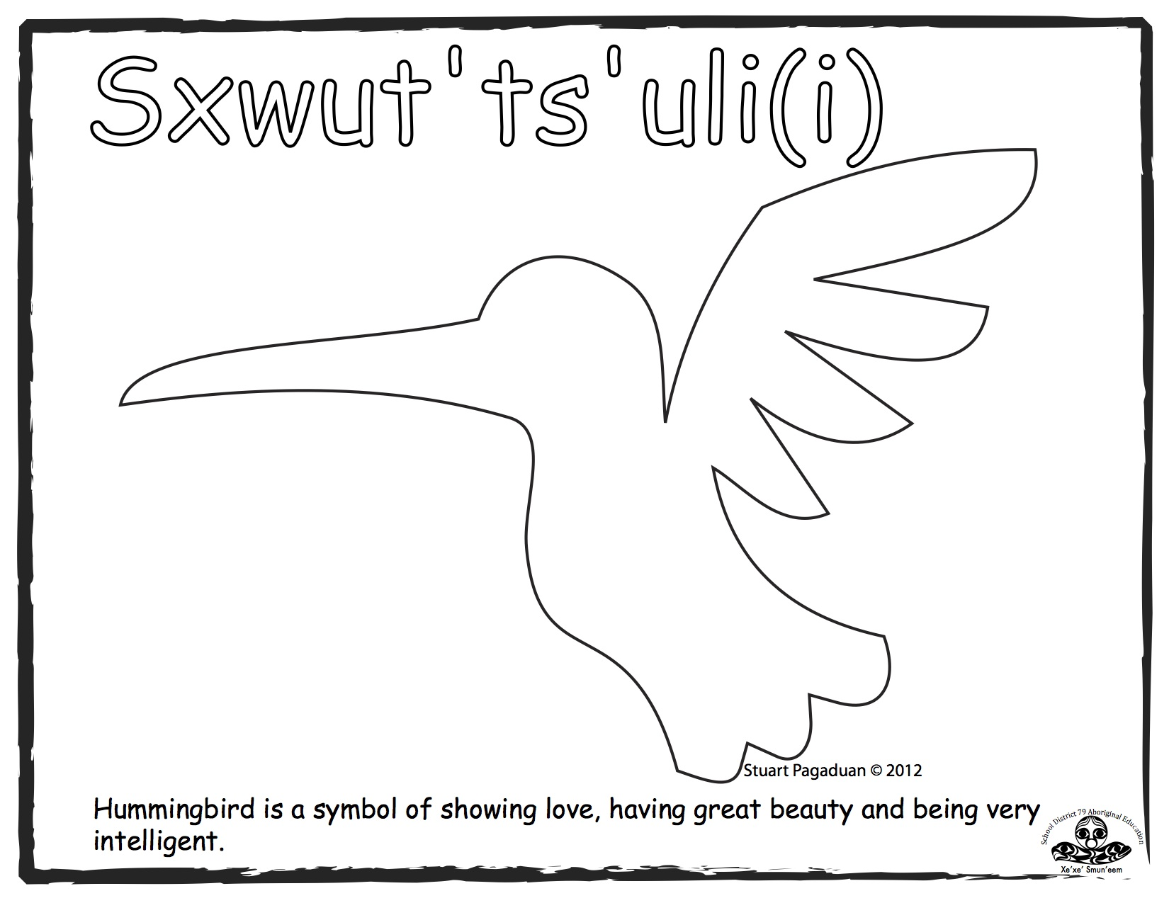 hummingbird-sxwuttsulii-outline