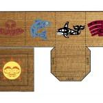 Bent Box Cowichan colour